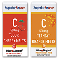 Superior Source Vitamin C Melts