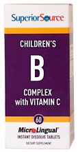 Children's B-Complex Vitamins