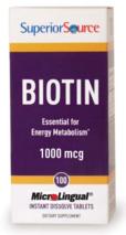 Biotin 1,000 mcg