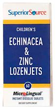 Child Formula Echinacea & Zinc Lozenjets