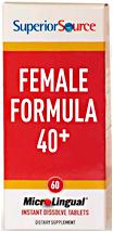 Female Formula 40+
