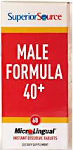 Male Formula 40+