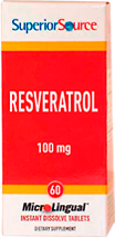 Resveratrol, 100 mg