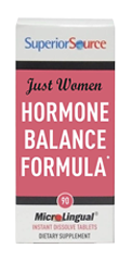 Just Women -  Hormone Balance Formula
