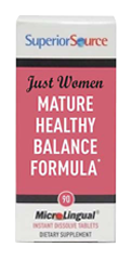 Just Women - Mature Healthy Balance Formula