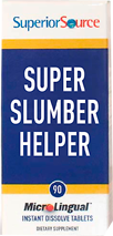 Super Slumber Helper - Melatonin 5 mg and Proprietary Blend