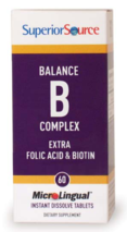 Balance B Complex / Extra Folic Acid / Biotin