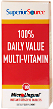 One Daily Value <br>Multi-Vitamin