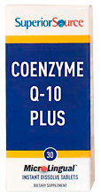 CoEnzyme Q10 Plus