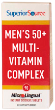 Men's 50+ Multi-Vitamin Complex