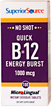 Quick B-12 Energy Burst