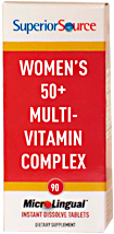 Women's 50+ Multi-Vitamin Complex
