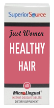 Just Women - Healthy Hair