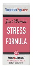 Just Women – Stress