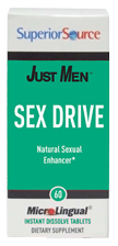 Just Men - Sex Drive (Supports Healthy Libido)