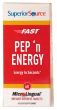 Fast Pep'n Energy