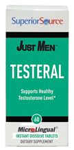 Just Men - Testeral