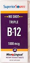 Triple B-12 1,000 mcg