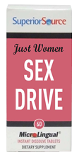 Just Women - Sex Drive (Supports Healthy Libido)