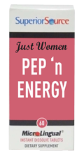 Just Women - Pep'n Energy (Natural Energizer)