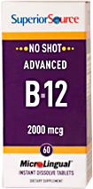 Advanced B-12 2,000mcg
